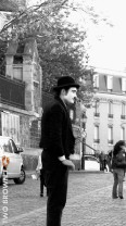 Being Chaplin - Paris, France.