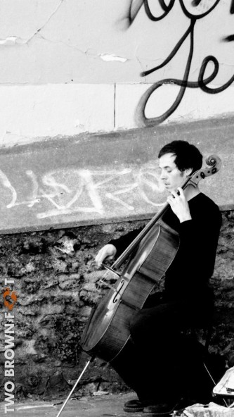 Cello - Paris, France.