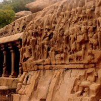 Ancient Rock Sculptures of Mahabalipuram