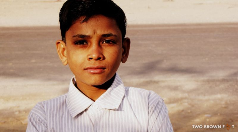 Young Boy - Rajasthan, India.