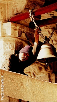 The Bell Ringer - Udaipur, Rajasthan, India,