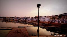 Serene - Pushkar, Rajasthan, India.