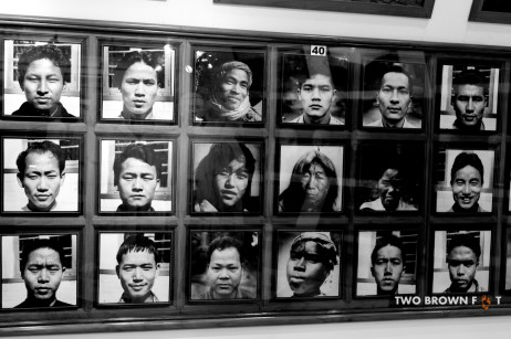 Faces in B&W