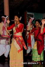 The Bihu Celebration