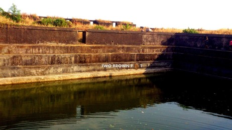 Pond - Kolaba Fort