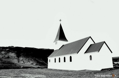 The church of Vik