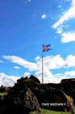 Flying High - Thingvellir Park