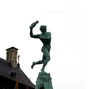 The Statue of Brabo