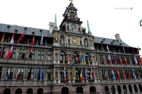 Antwerp's town hall