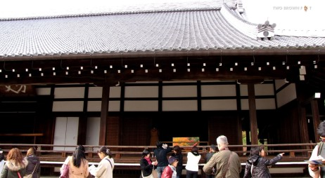 The Tenryu-ji Temple