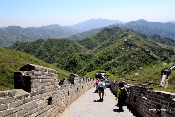 The Great Wall Hike