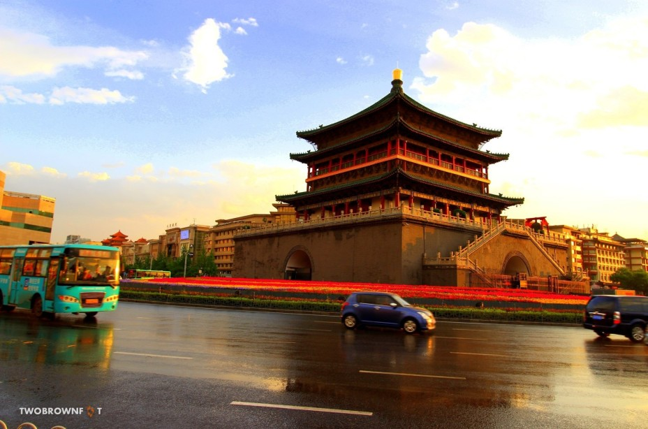 The Bell Tower - Guilin