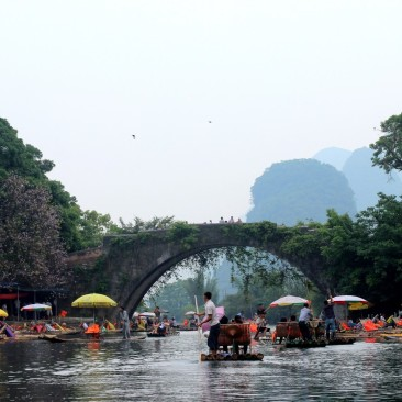 Under the Bridge - Yangshuo