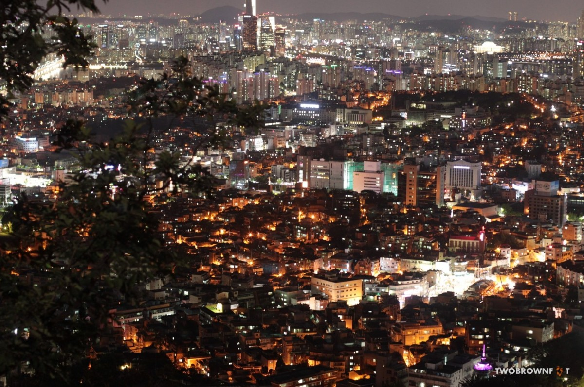 A Bird's Eye View of Seoul