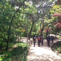 Children's Day in Achasan Ecological Park