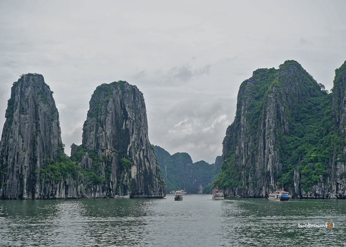 Imagining Dragons in Ha Long Bay