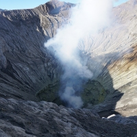 Staring into the Heart of Mount Bromo