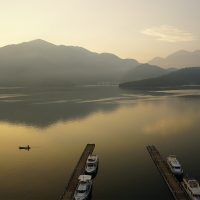 Cycling Around Sun Moon Lake (Shuishe Pier-Toushe Dam)