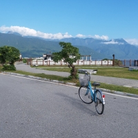 Cycling in Hualien (Inter-beach Bike Trail)