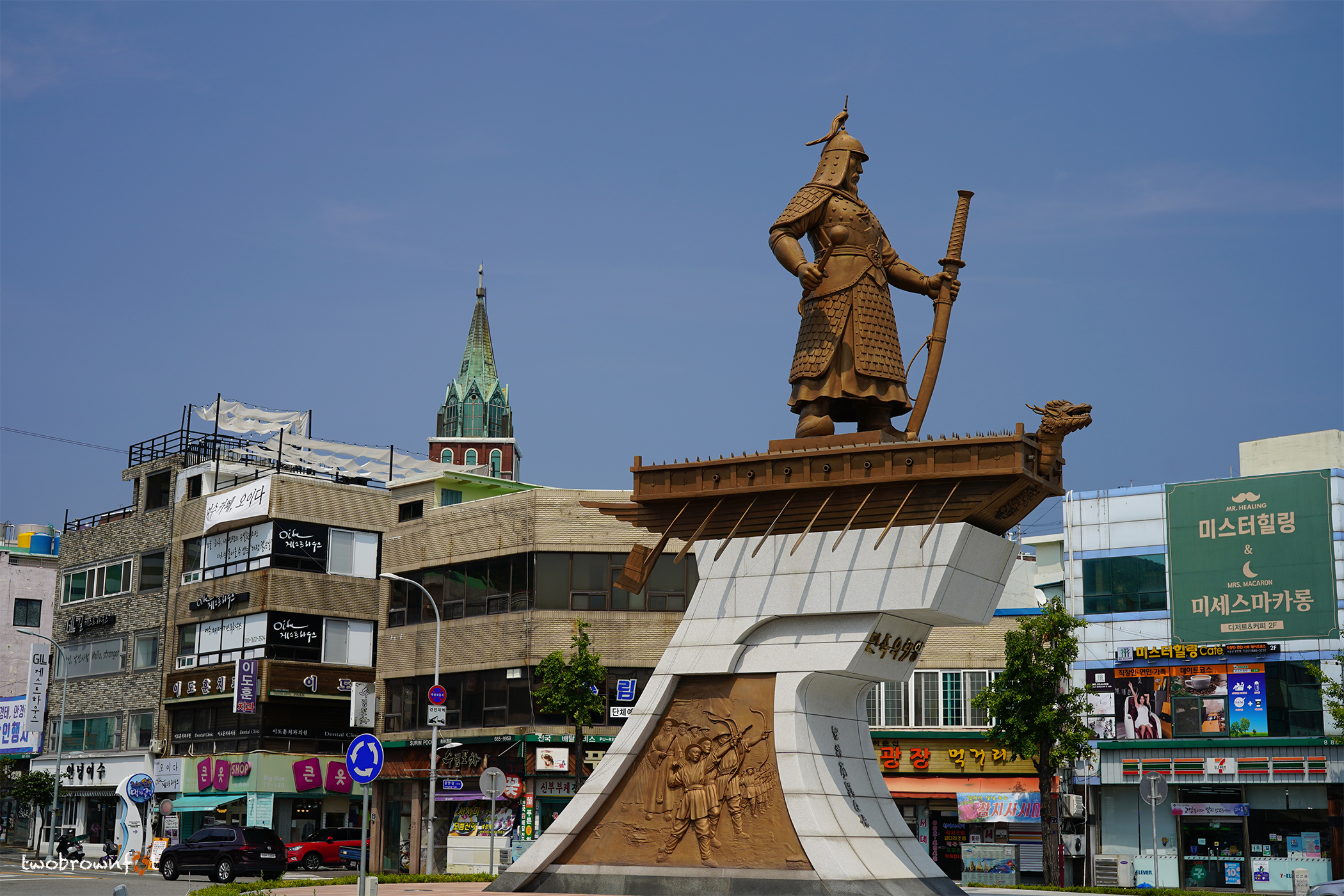 The Best Sights Of Downtown Yeosu