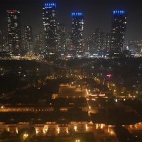 Songdo: In the City of Blinding Lights